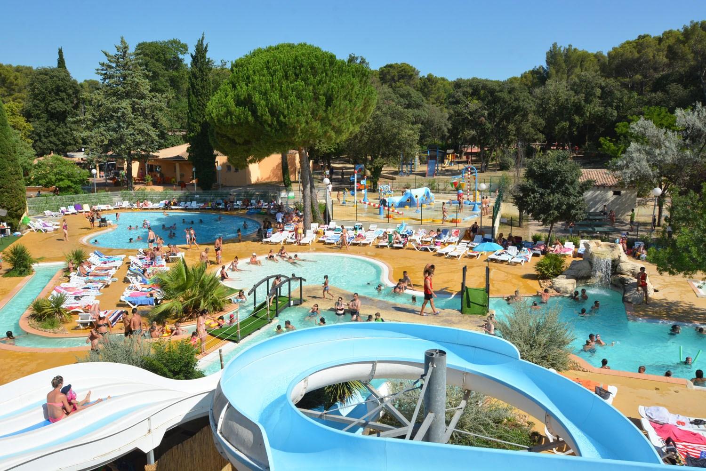 Camping - Clapiers - Languedoc-Roussillon - Le Plein Air des Chênes