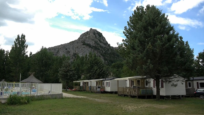 Camping - Le Pradal - Anduze - Languedoc-Roussillon - France