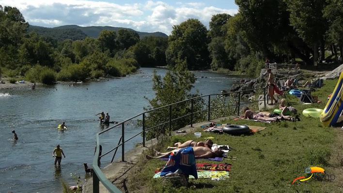 Camping - Le Provençal - Vallon-Pont-d'Arc - Rhône-Alpes - France