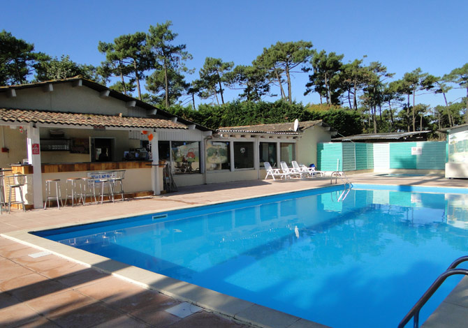 Camping - Pyla sur Mer - Aquitaine - Pyla camping