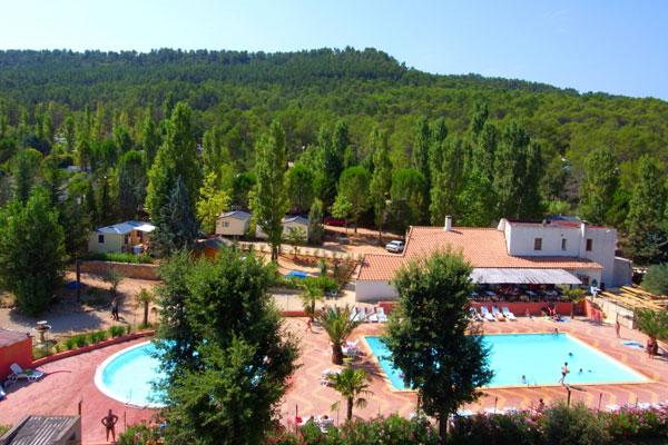 Camping - Villecroze - Provence-Alpes-Côte d'Azur - Les Cadenières