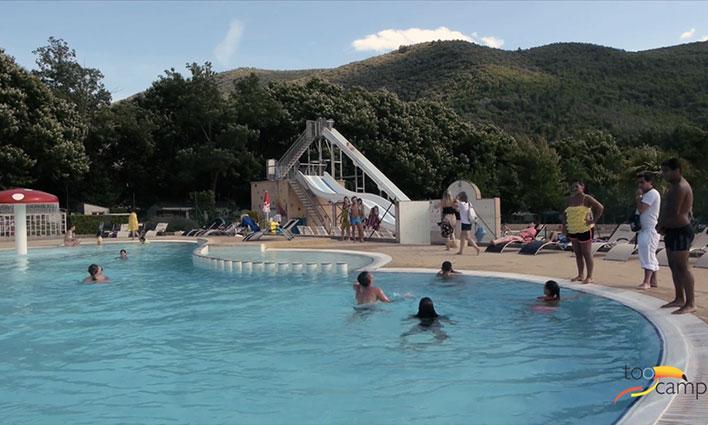 Camping - Les Plans - Mialet - Languedoc-Roussillon - France