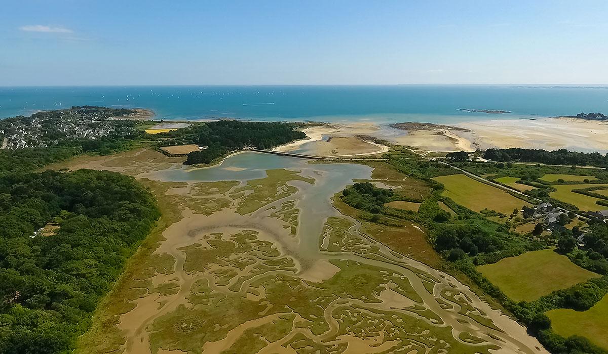 Le Camping Plijadur   La Trinit Sur Mer Morbihan