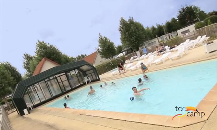 Camping - Quend - Picardie - Les Vertes Feuilles