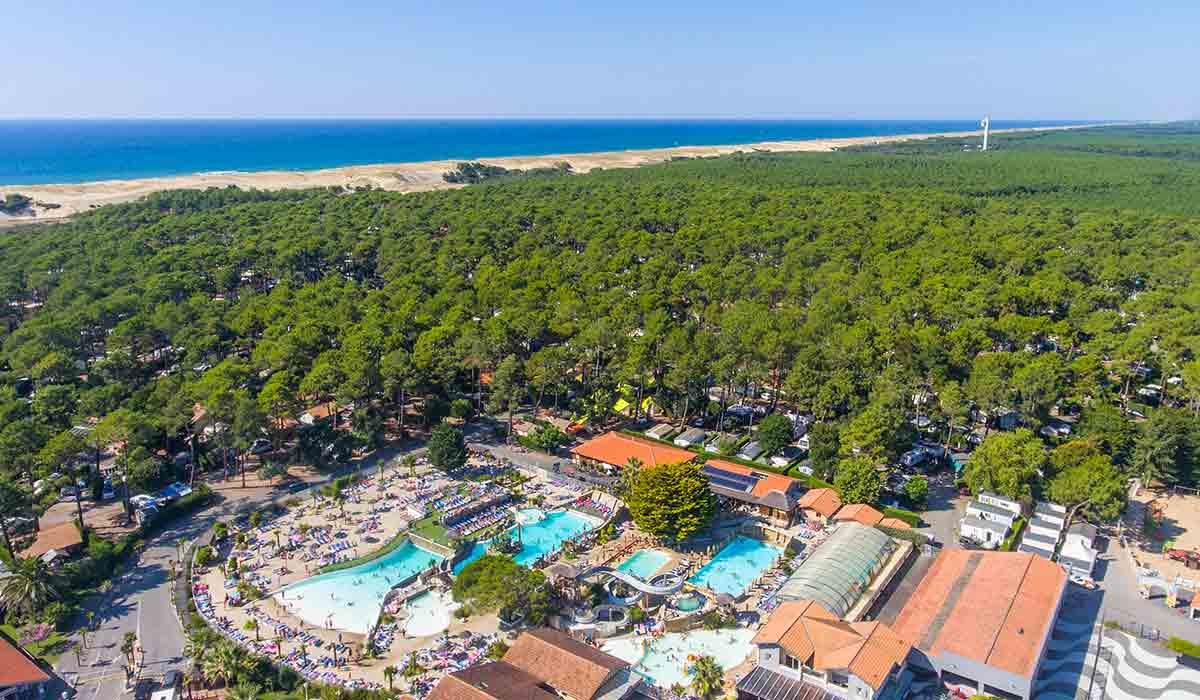 Top camping landes d couvrez les 10 meilleurs campings - Camping le vieux port plage sud 40660 messanges france ...