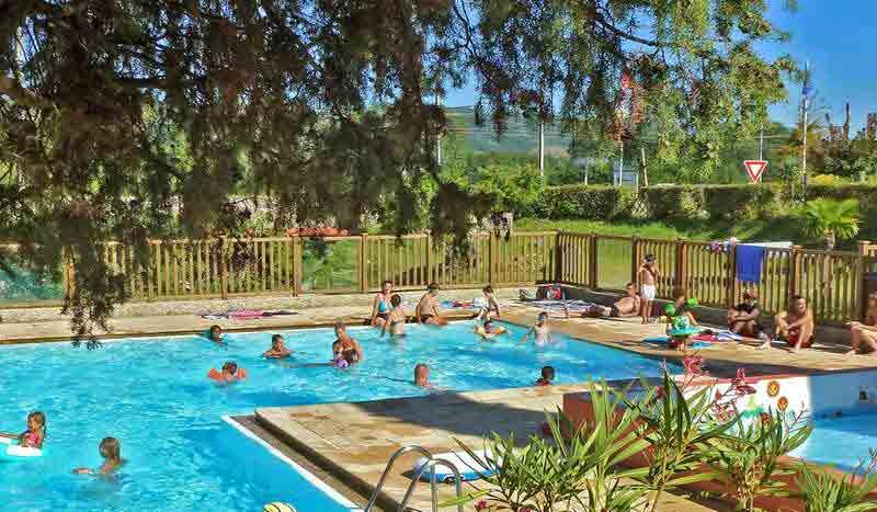 Camping - Iserand - Vion - Rhône-Alpes - France