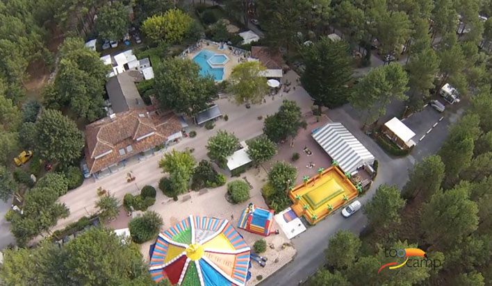 Camping - Vielle-Saint-Girons - Aquitaine - L'Océane