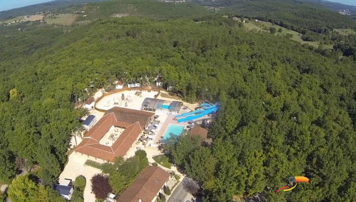 Camping - Lou Castel - Castelnaud-la-Chapelle - Aquitaine - France