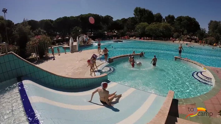 Camping - Lignano Sabbiadoro - Frioul-Vénétie Julienne - Pino Mare