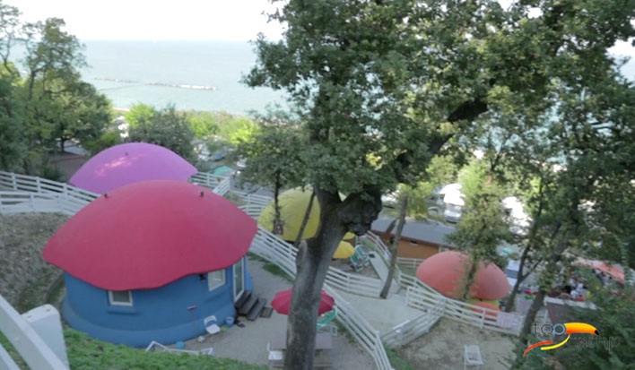 Camping - Riva Verde - Altidona - Marches - Italie