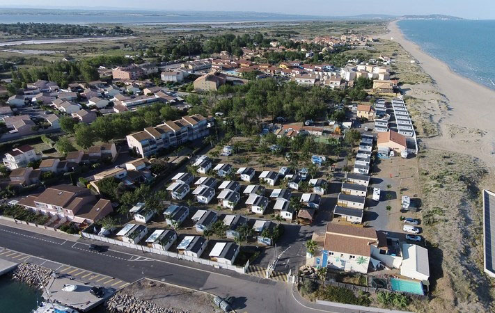Camping - Robinson - Marseillan - Languedoc-Roussillon - France