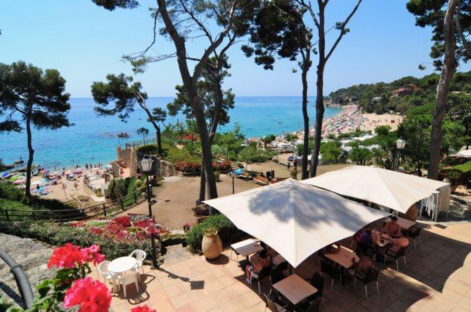 Camping - Platja d'Aro - Costa Brava - Treumal