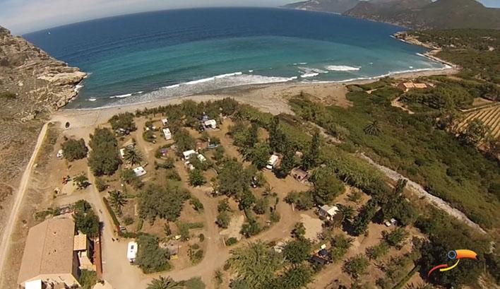 Camping - Patrimonio - Corse - U Sole Marinu