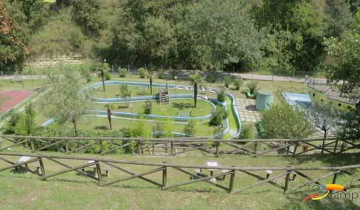 Camping - Village Mirage - Altidona - Marches - Italie