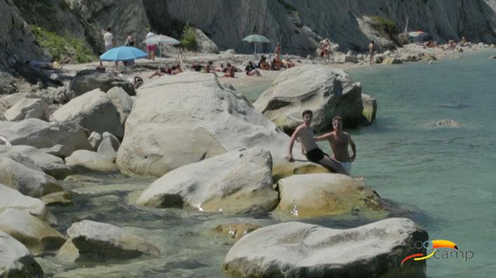 Camping - Village Riviera - Numana - Marches - Italie