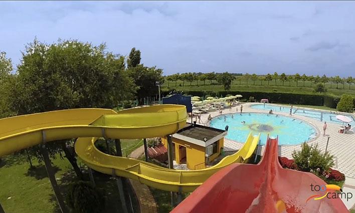 Camping - Caorle - Vénétie - Villaggio San Francesco