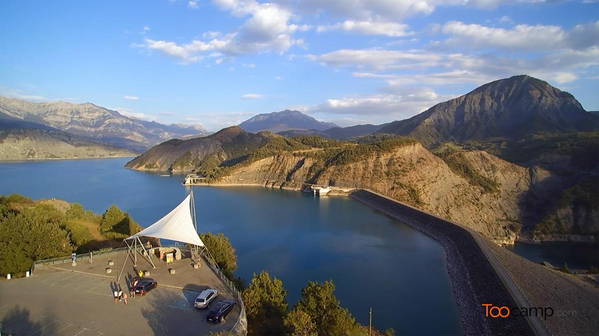 Que faire au Lac de Serre-Ponçon ?