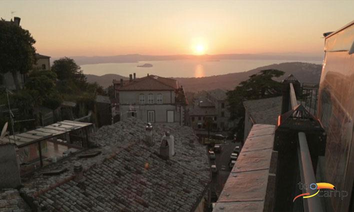 Que voir, que faire autour du Lac de Bolsena en Italie ?