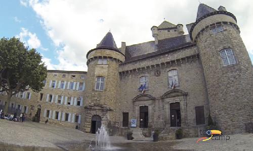 Visite touristique autour d'Aubenas