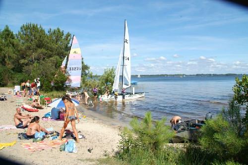 Choisissez votre prochain camping en vid o exclusivit toocamp - Camping les jardins du littoral lacanau ...