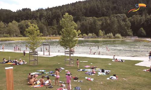Le Lac des Sapins, à 65km de Lyon