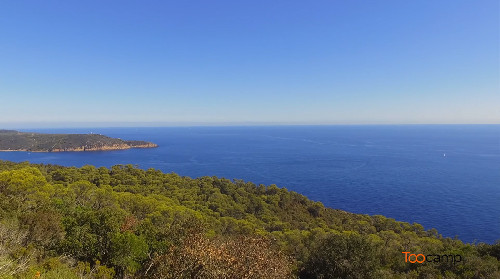 Les chemins de randonnée de l'île de Port-Cros en vidéo