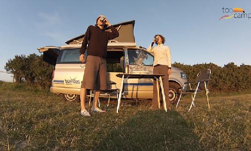 Parcourez la Bretagne en camping car