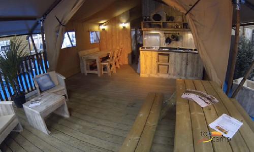 Tente Safari Lodge
