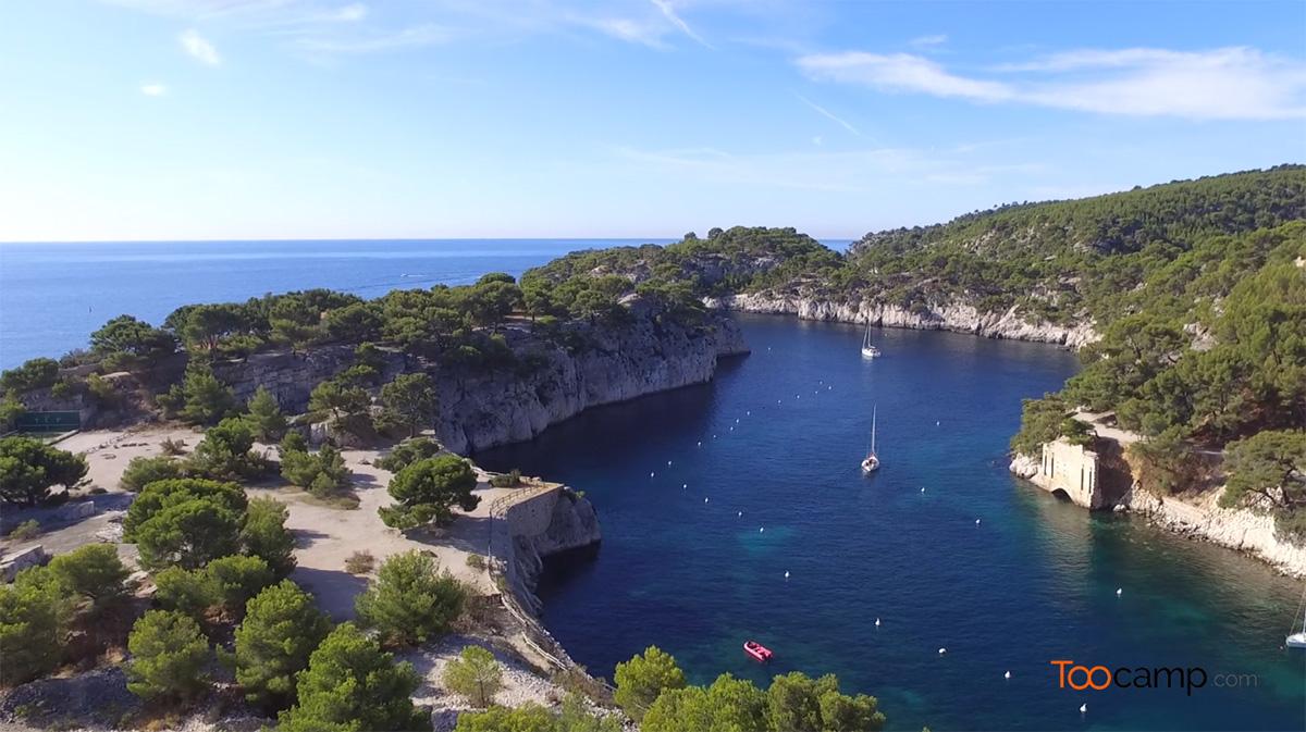 La Calanque de Port-Miou - Cassis
