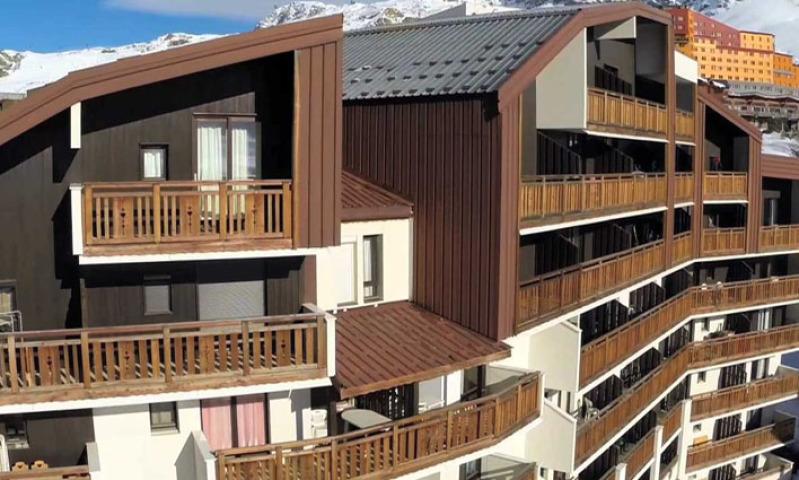Location - L'Alpe-d'Huez - Rhône-Alpes - Résidence Le Christiania