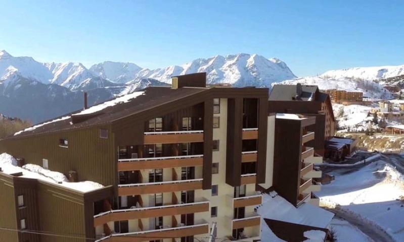 Location - L'Alpe-d'Huez - Rhône-Alpes - Résidence Pierre et Vacances Les Bergers