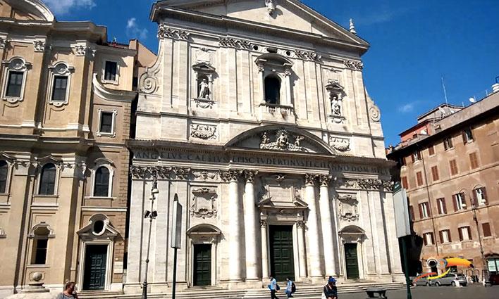 Visitez Rome en vélo