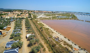 Camping - Gruissan - Languedoc-Roussillon - Barberousse