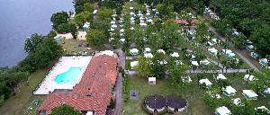 Camping - Seignosse - Aquitaine - l'Etang Blanc