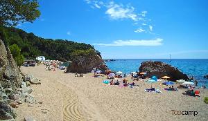 Camping - Lloret del Mar - Costa Brava - Canyelles