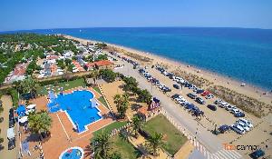 Camping - Malgrat de Mar - Costa Brava - El Pla de Mar