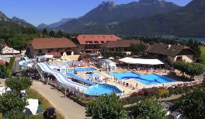 Camping - Lathuile - Rhône-Alpes - L'Idéal