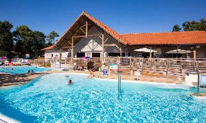 Camping - Soulac-sur-Mer - Aquitaine - Domaine de Soulac