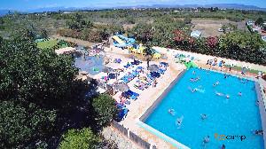 Camping - Torreilles - Languedoc-Roussillon - Le Trivoly