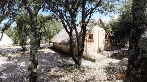 Camping - Richerenches - Provence-Alpes-Côte d'Azur - Lodges en Provence
