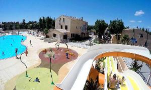 Camping - Valras-Plage - Languedoc-Roussillon - Les Sables du Midi