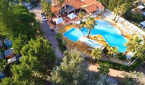 Camping - Vendres - Languedoc-Roussillon - Les Sablines