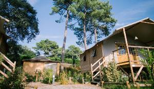 Camping - Seignosse - Aquitaine - Naturéo