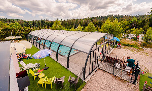 Camping - Granges-sur-Vologne - Lorraine - France