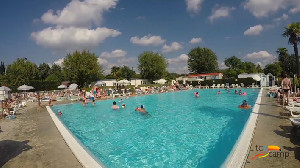 Camping - Peschiera del Garda - Lombardie - Butterfly