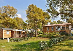 Camping - Ondres - Aquitaine - Camping du Lac
