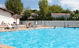 Camping - Bidart - Aquitaine - Harrobia