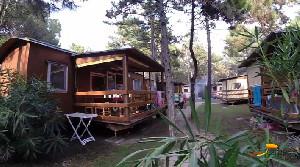 Camping - Bibione Pineda - Vénétie - Il Tridente