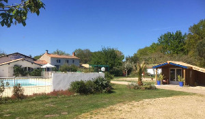Camping - Vendays-Montalivet - Aquitaine - La Chesnays