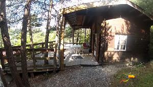 Camping - La Salle-en-Beaumont - Rhône-Alpes - Le Champ Long